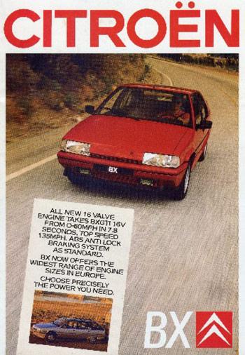 1987 Brochure